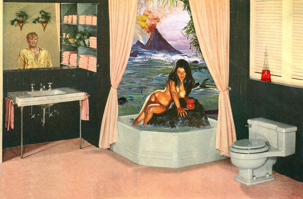 Nadine Bougthon ilustraciones the pearl