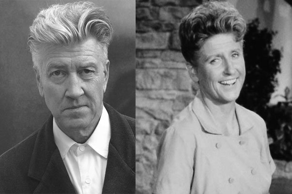 Senoras que se peinan como David Lynch