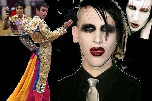 Si pego a Jose Tomas y a Marilyn Manson Doy ostias a diestro y siniestro