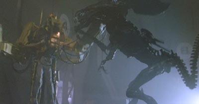 aliens loader queen