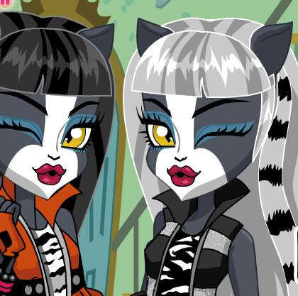 juego-vestir-werecat-sisters