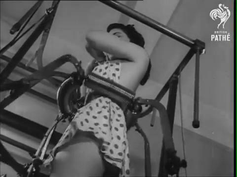 maquinas gimnasia decada anos 40 6