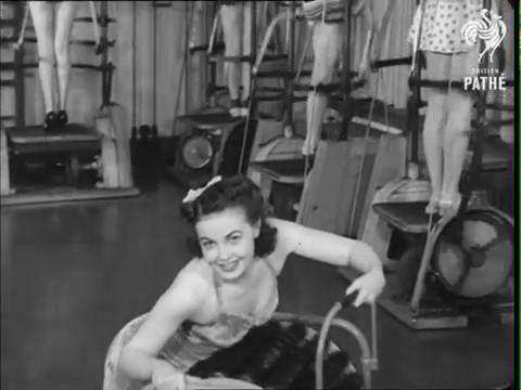 maquinas gimnasia decada anos 40 7