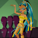 Moda Monster High: Cleo De Nile