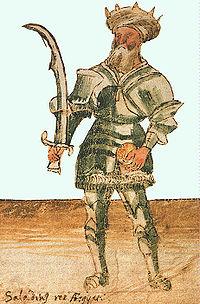 saladino jerusalen sultan