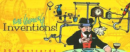 Rube Goldberg inventions