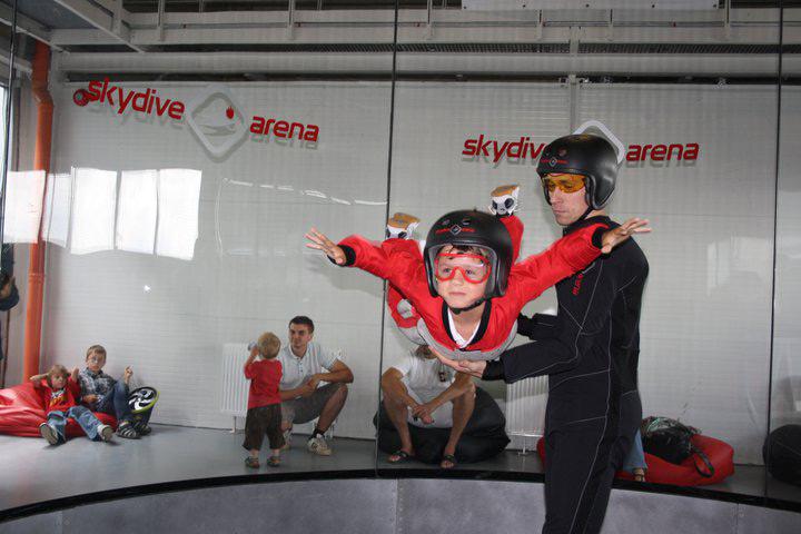 Tunel viento Skydive Arena 10