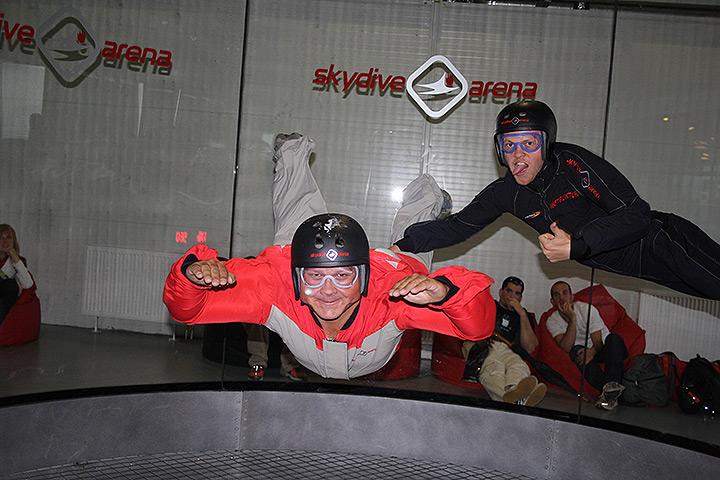 Tunel viento Skydive Arena 12