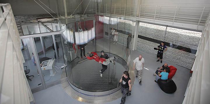 Tunel viento Skydive Arena 16