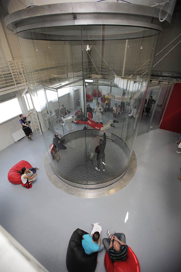 Tunel viento Skydive Arena 17