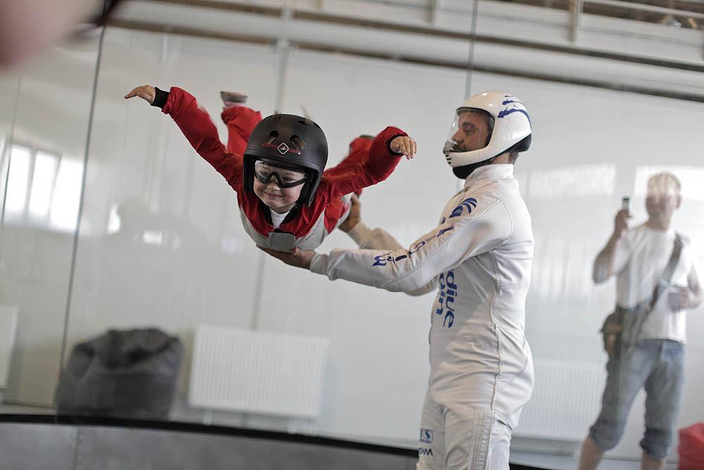 Tunel viento Skydive Arena 22