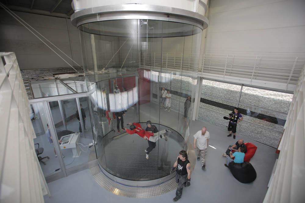 Tunel viento Skydive Arena 23
