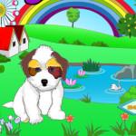Juego de pintar al perrito