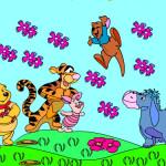 Juego de pintar a Winnie The Pooh