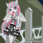 Juego de vestir a Rochelle Goyle de Monster High