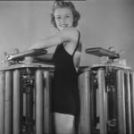 Gimnasio de los años 40 con última tecnología