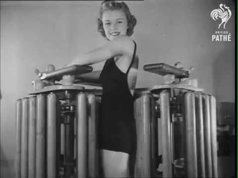 maquinas gimnasia decada anos 40 8