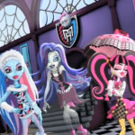 Monster High Números Ocultos