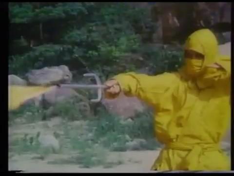 pelicula coreana ninjas friki 2