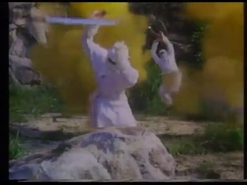 pelicula coreana ninjas humor 3