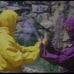 Película friki de ninjas con efectos especiales deplorables