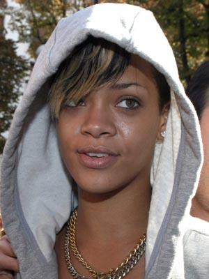 Rihanna desfavorecida