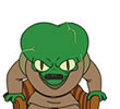 alien morbo futurama