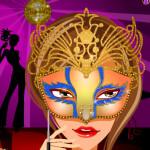 Diseñar y pintar máscaras de disfraces