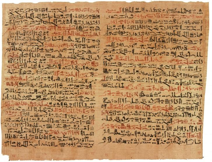 papiro edwin smith cirugia medicina egipto
