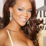 Famosos al descubierto: Rihanna