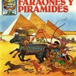 A través del tiempo: Faraones y pirámides