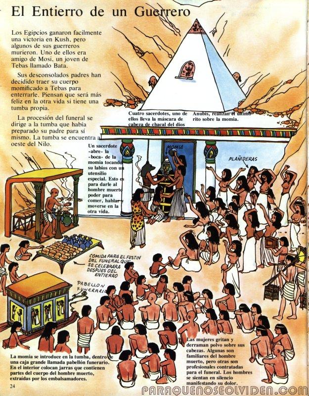 A traves del tiempo Faraones y piramides 25