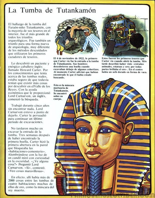 A traves del tiempo Faraones y piramides 32