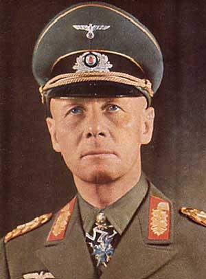 Erwin Rommel zorro desierto