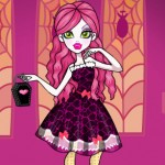 Juego para vestir a la Monster High C.A. Cupid