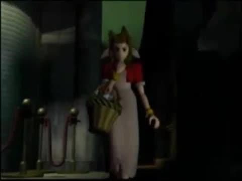 intro playstation final fantasy VII