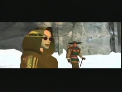 intro playstation tomb raider