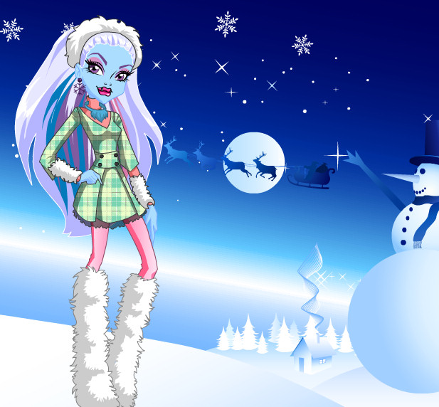 juego-vestir-Abbey-Bominable-monster-high