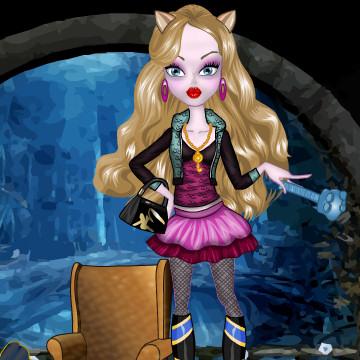 Juego De Vestir A Las Muñecas Monster High Juegos