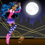 juego vestir robecca steam monster high