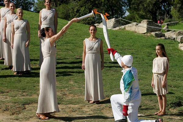 juegos hera olimpicos mujeres