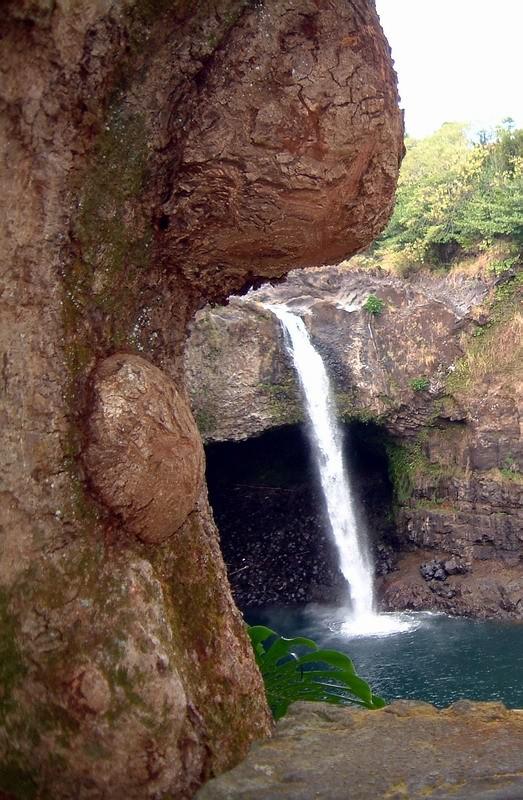 naturaleza bella cascada