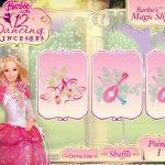Barbie bailarina en busca de las zapatillas mágicas