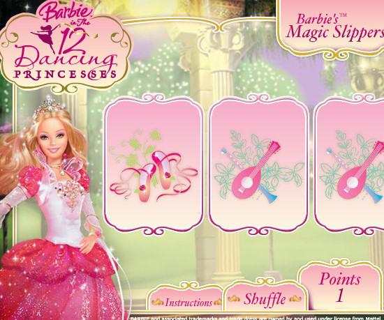 Barbie bailarina busca zapatillas magicas
