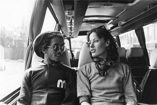 Bob Marley Kate Simon 1977