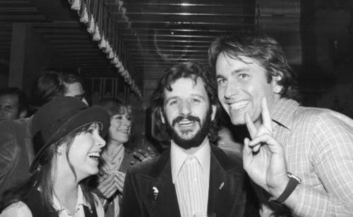Carrie Fisher Ringo Starr John Ritter