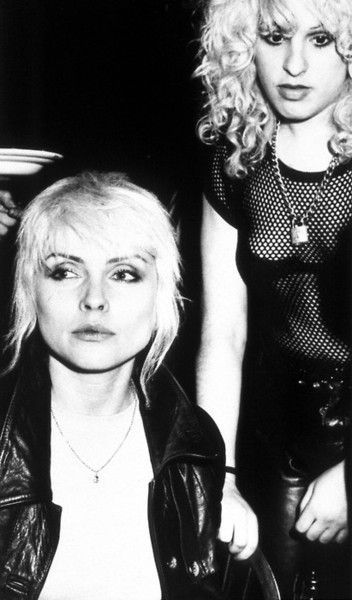 Debbie Harry Nancy Spungen
