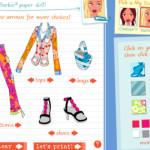 Diseñar ropa con Barbie