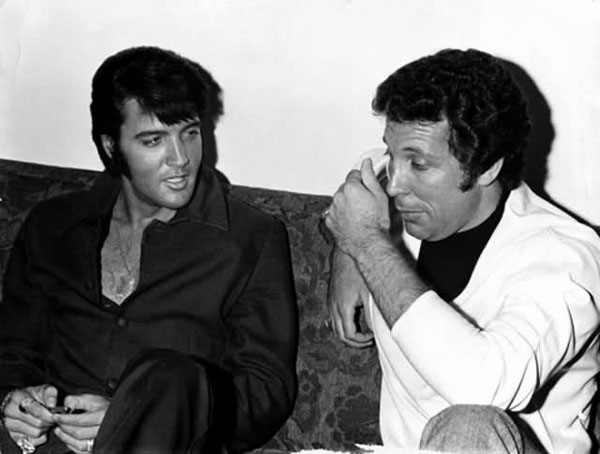 Elvis Presley Tom Jones