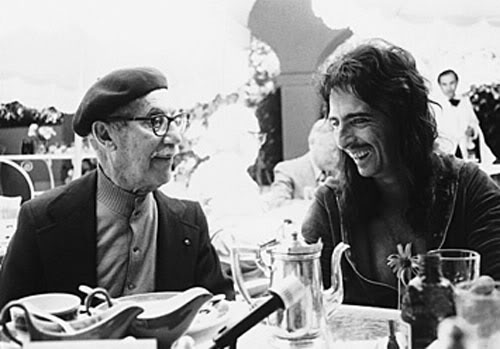 Groucho Marx Alice Cooper